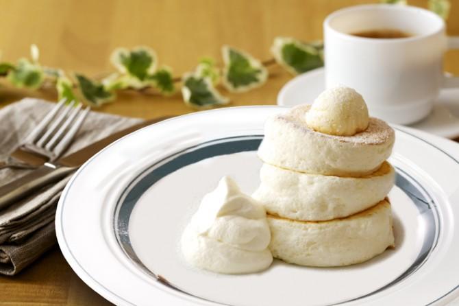 プレミアムパンケーキ皿