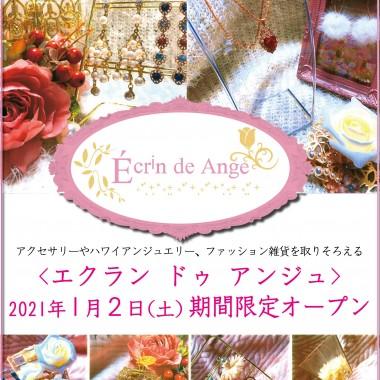Ecrin-de-Ange_オープン告知